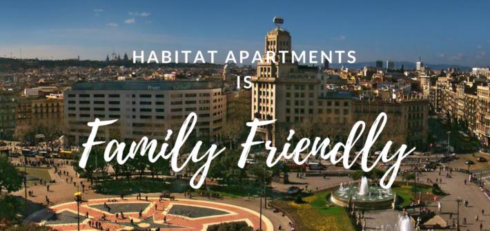 Habitat Apartments is Family Friendly